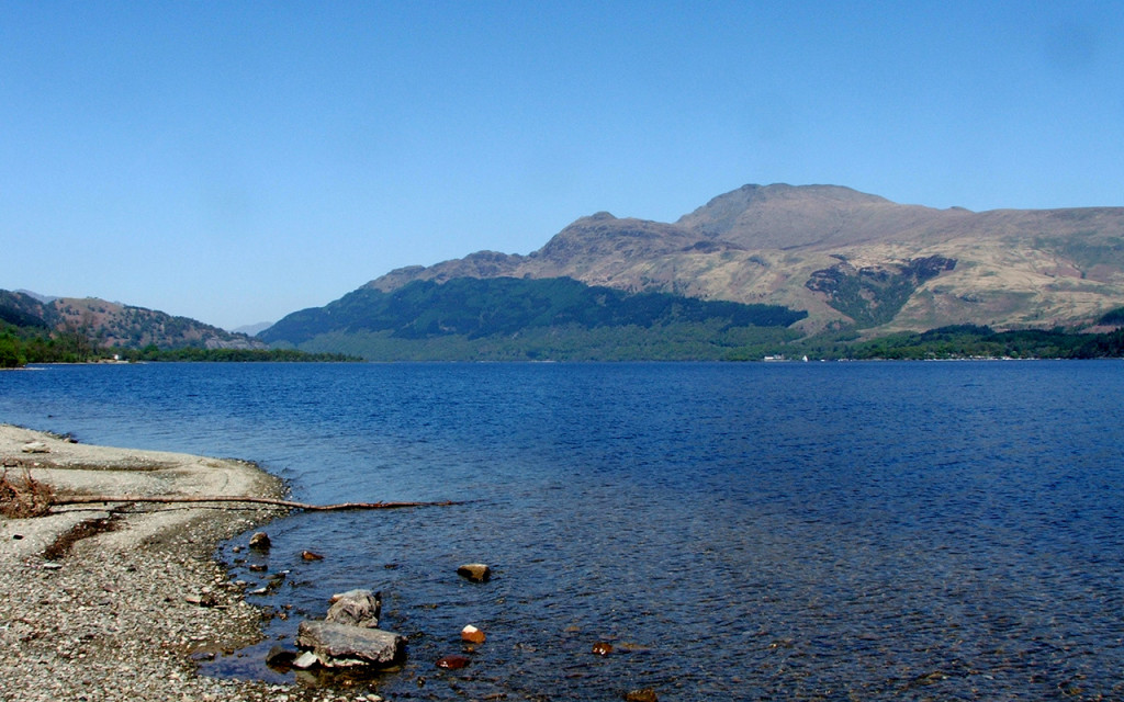 Loch and Ben Lomond