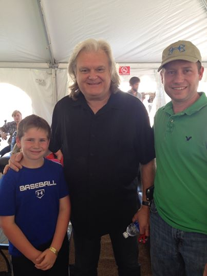 Jeremiah, Ricky Skaggs and Billy