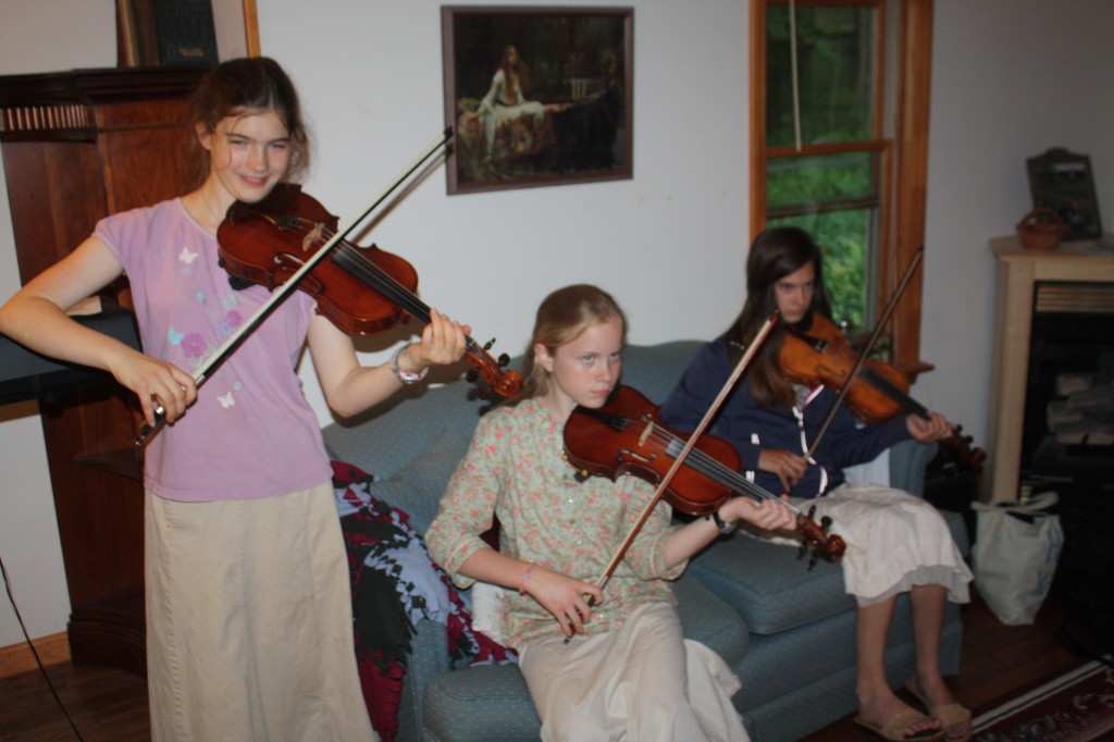 Fiddle Camp