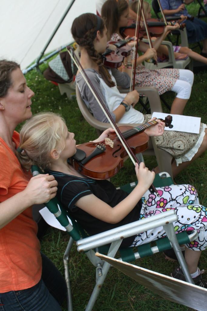 Fiddle Camp
