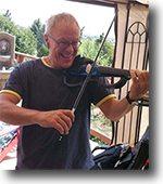 Fiddler Kevin