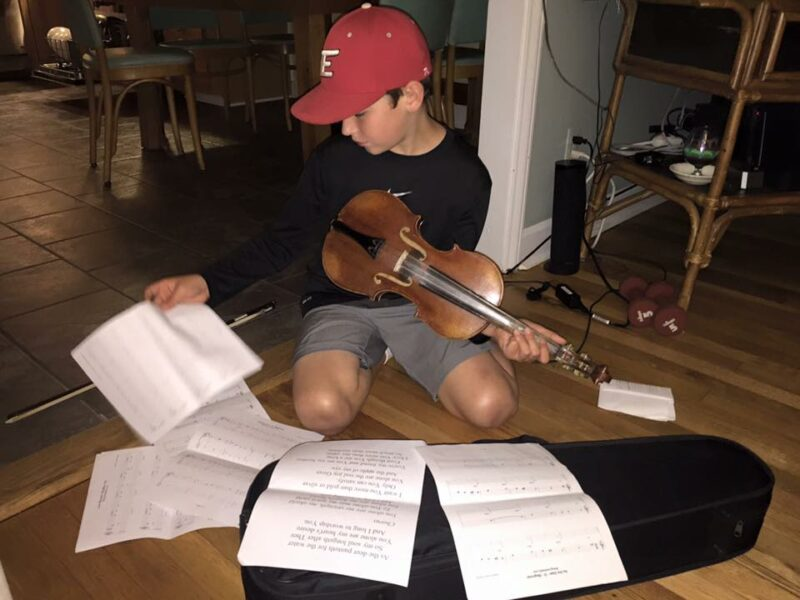 Fiddle Camp - June 9. 2015